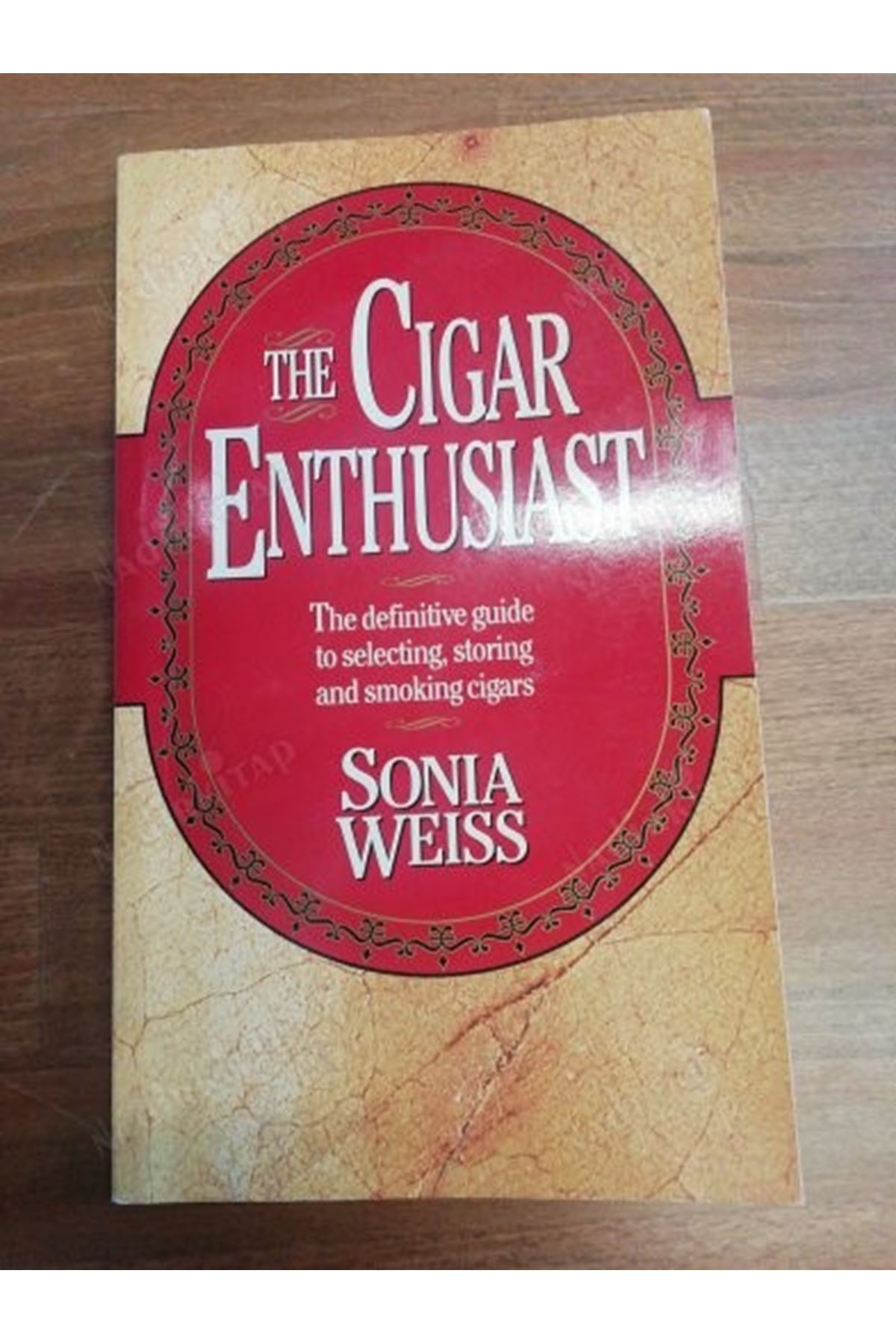 SONIA WEISS - THE CIGAR ENTHUSIAST