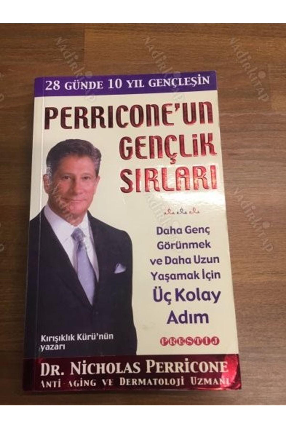 NICHOLAS PERRICONE - PERRICONE'UN GEÇNLİK SIRLARI