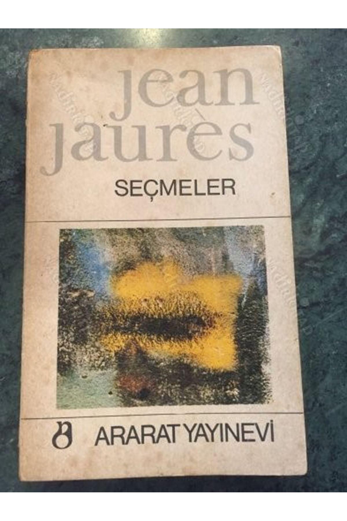 JEAN JAURES - SEÇMELER