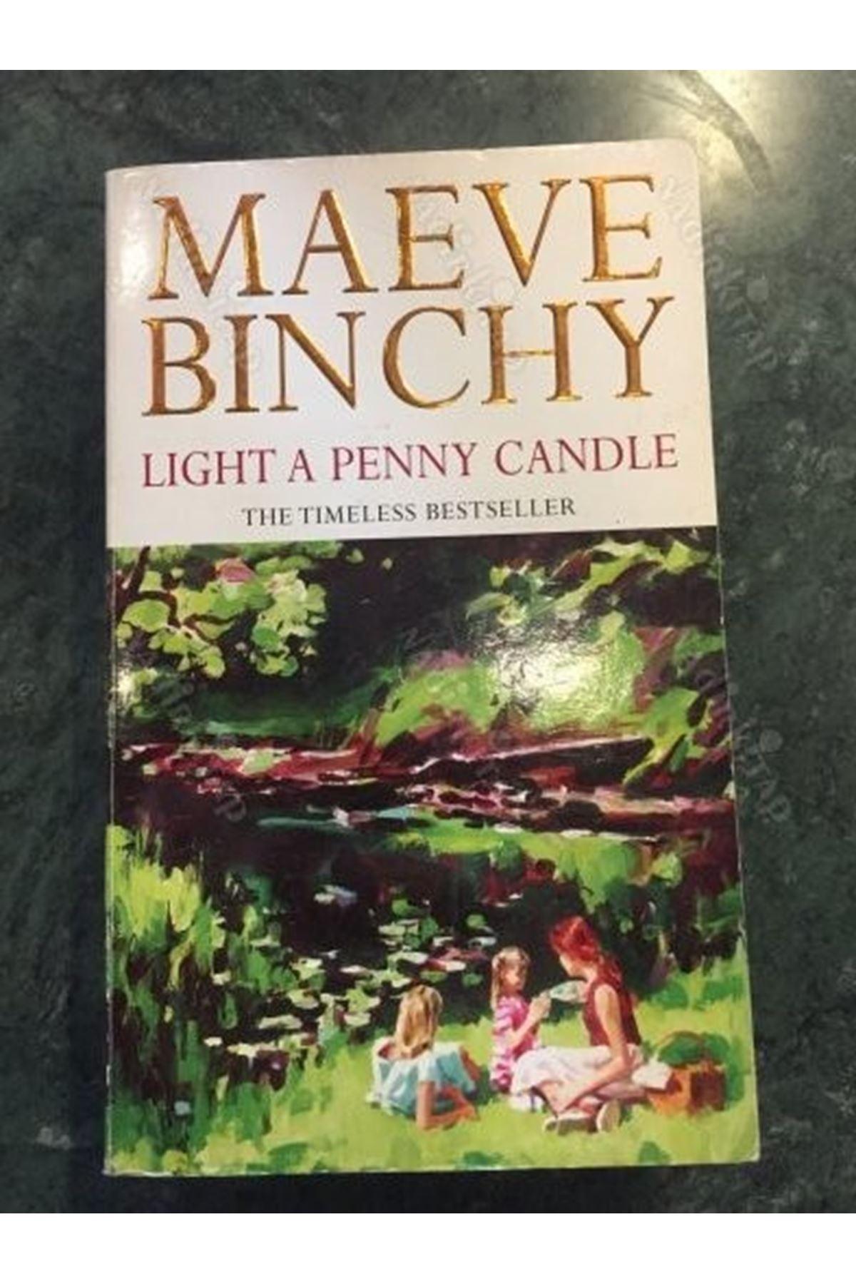 MAEVE BINCHY - LIGHT A PENNY CANDLE