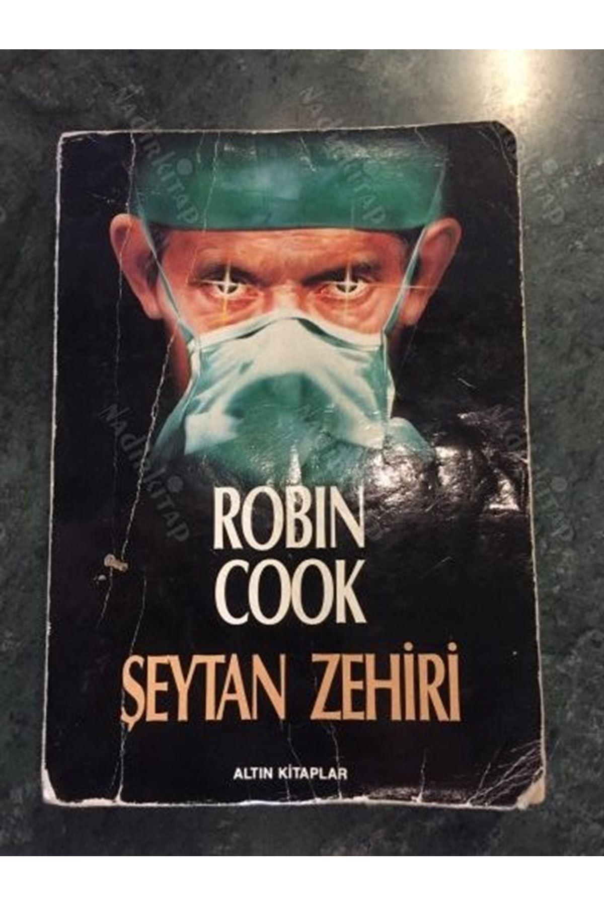 ROBIN COOK - ŞEYTAN ZEHİRİ