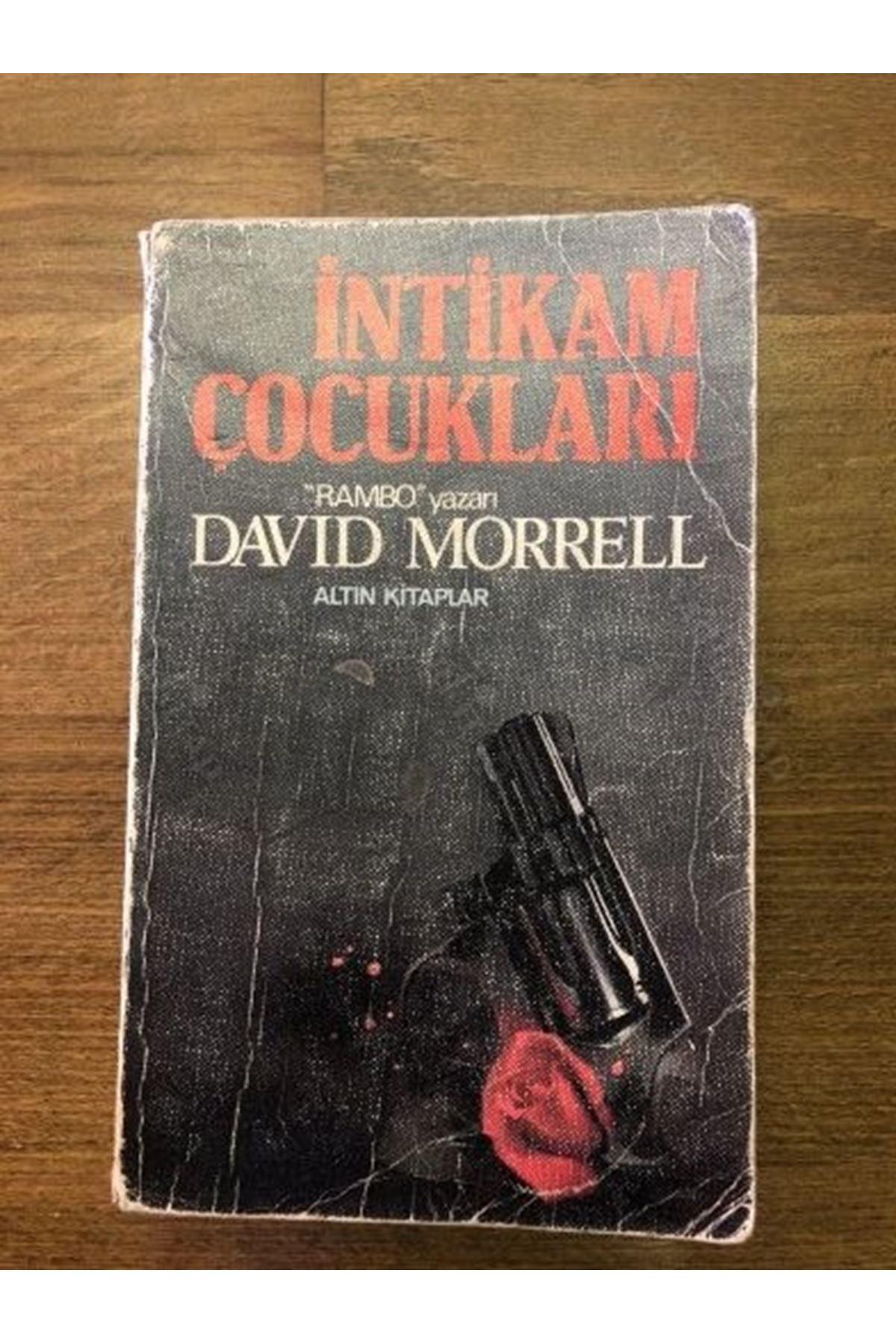 DAVİD MORRELL - İNTİKAM ÇOCUKLARI