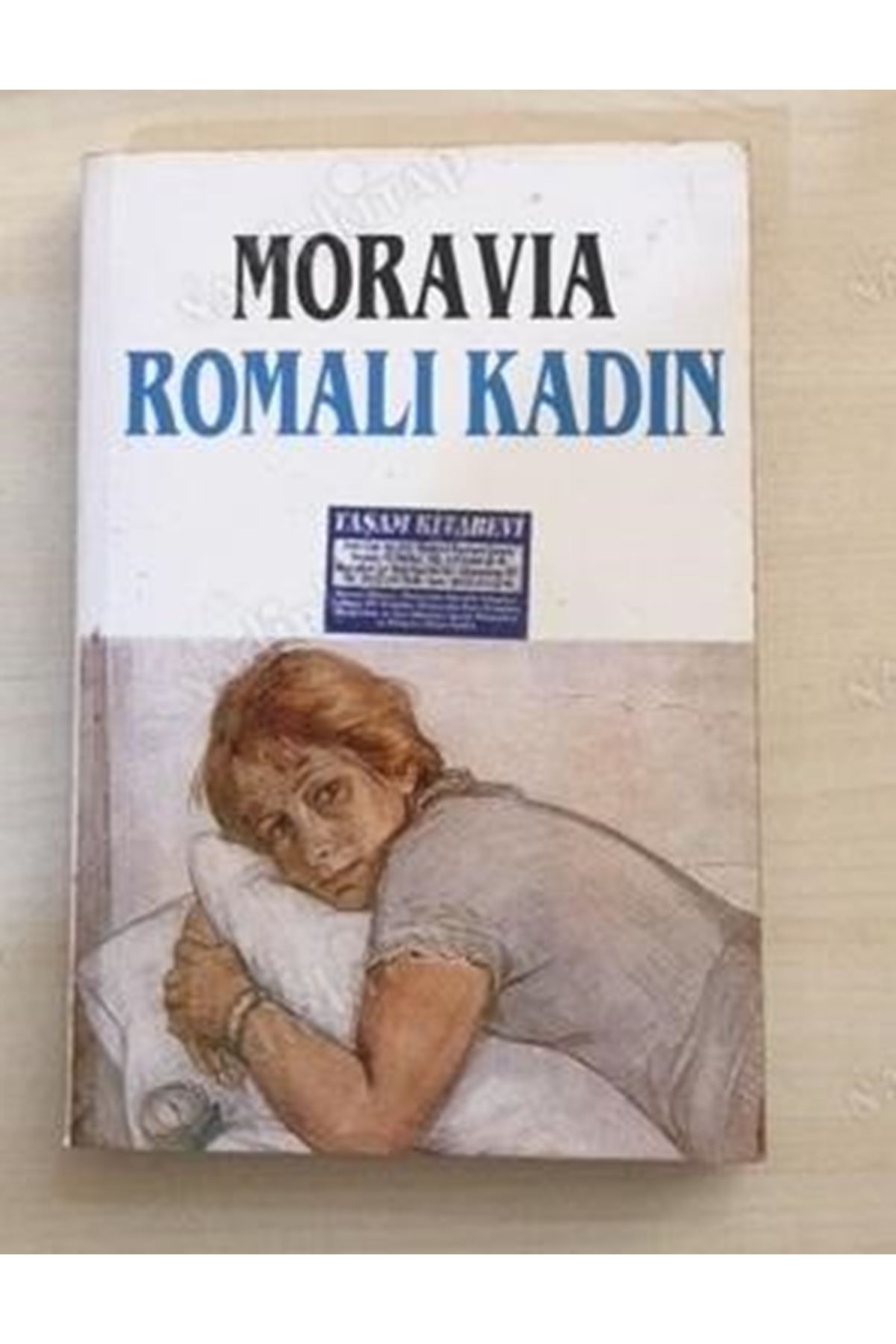 ALBERTO MORAVİA - ROMALI KADIN
