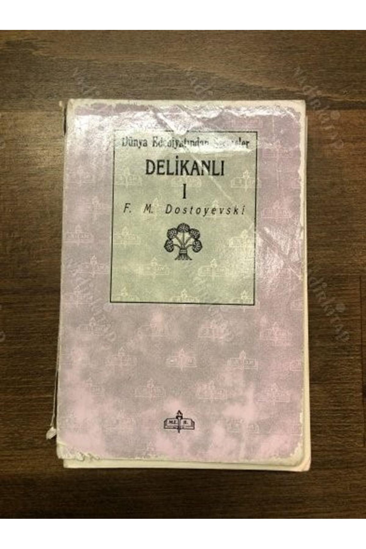 DOSTOYEVSKİ - DELİKANLI 1