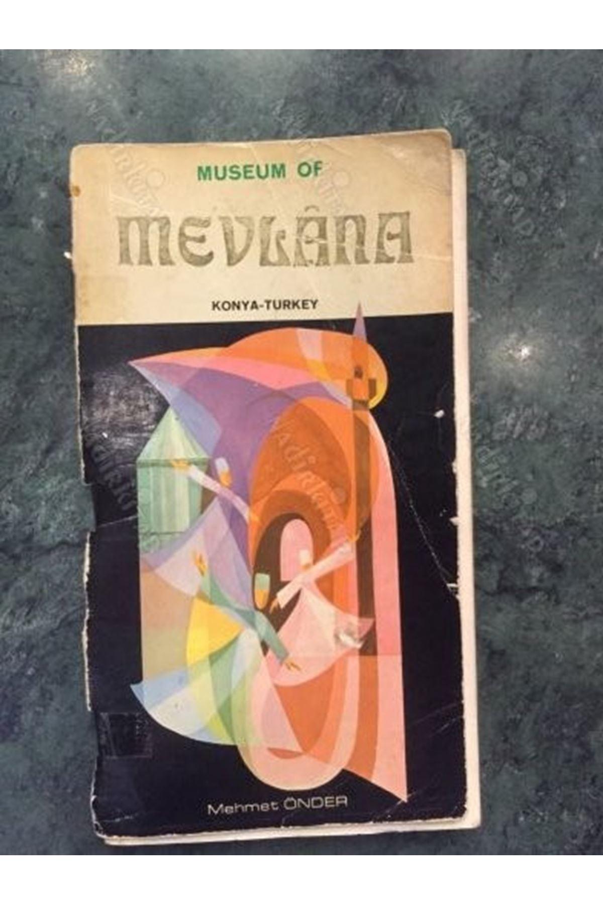 MEHMET ÖNDER - MUSEUM OF MEVLANA