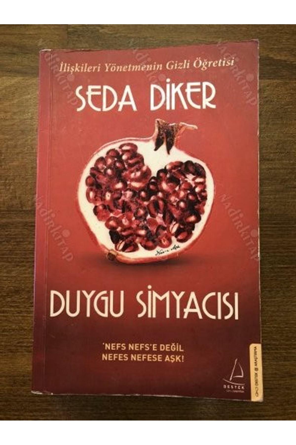 SEDA DİKER - DUYGU SİMYACISI