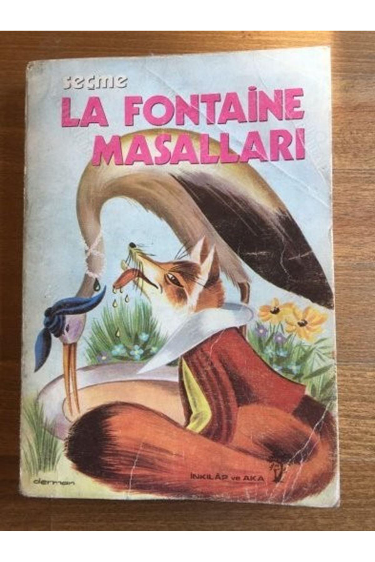 SEÇME LA FONTAİNE MASALLARI