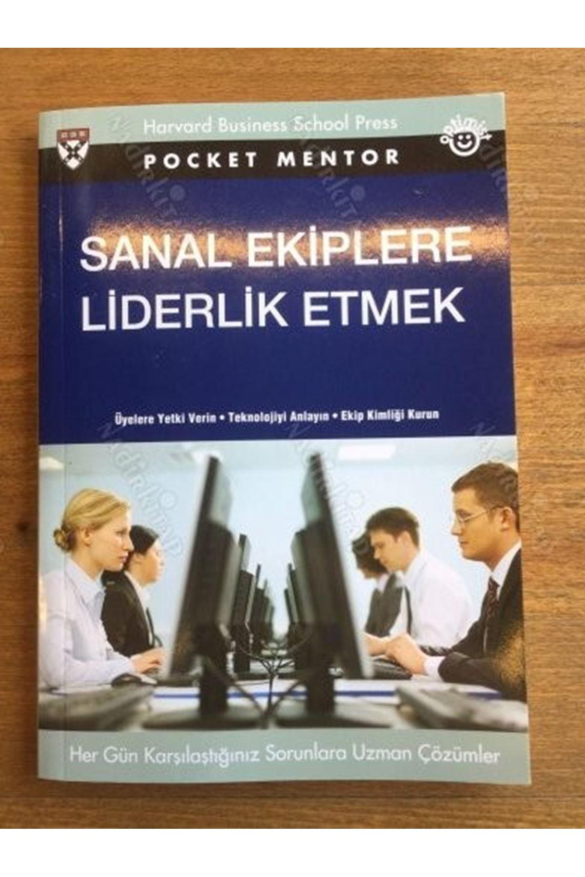 POCKET MENTOR - SANAL EKİPLERE LİDERLİK ETMEK