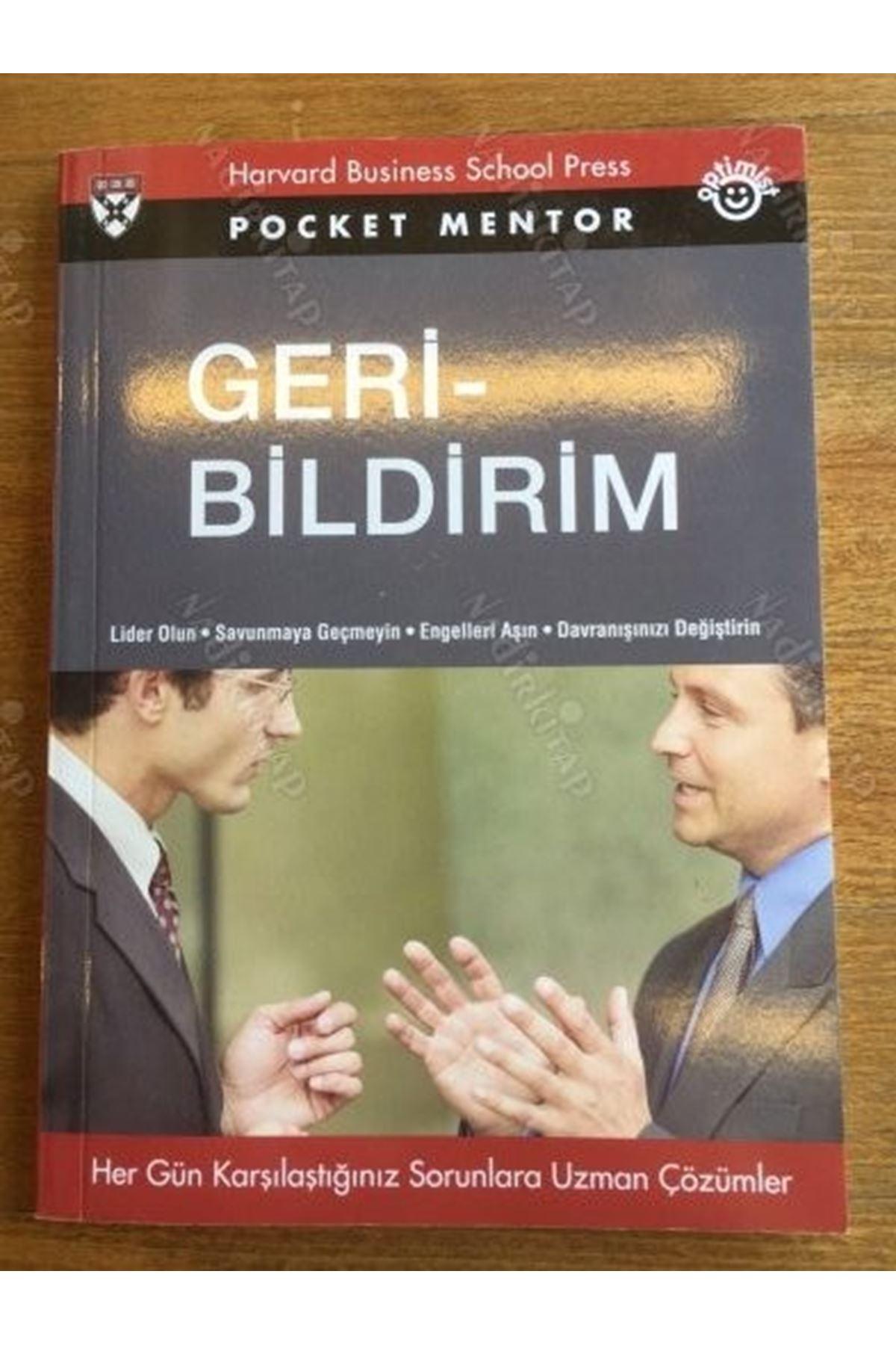 POCKET MENTOR - GERİ BİLDİRİM