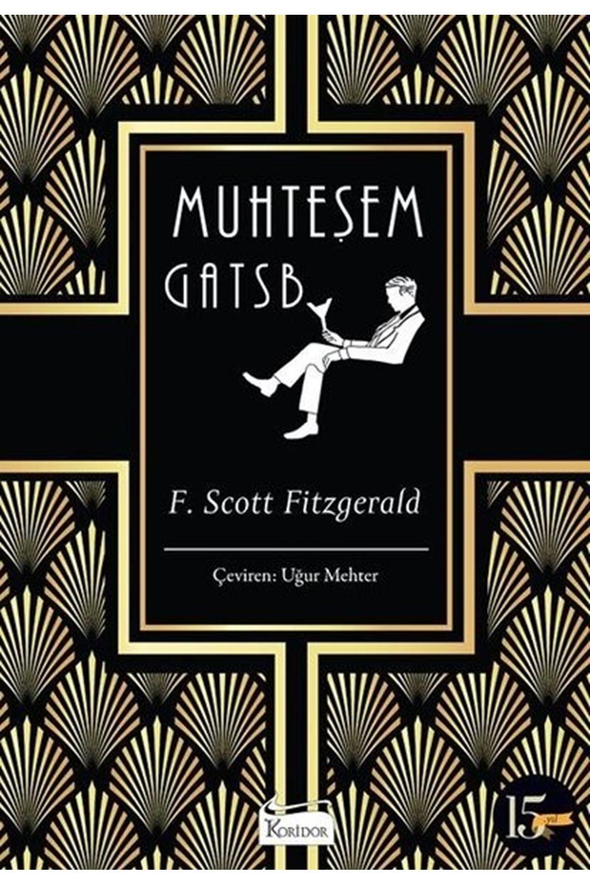 F.SCOTT FİTZGERALD - MUHTEŞEM GATSBY