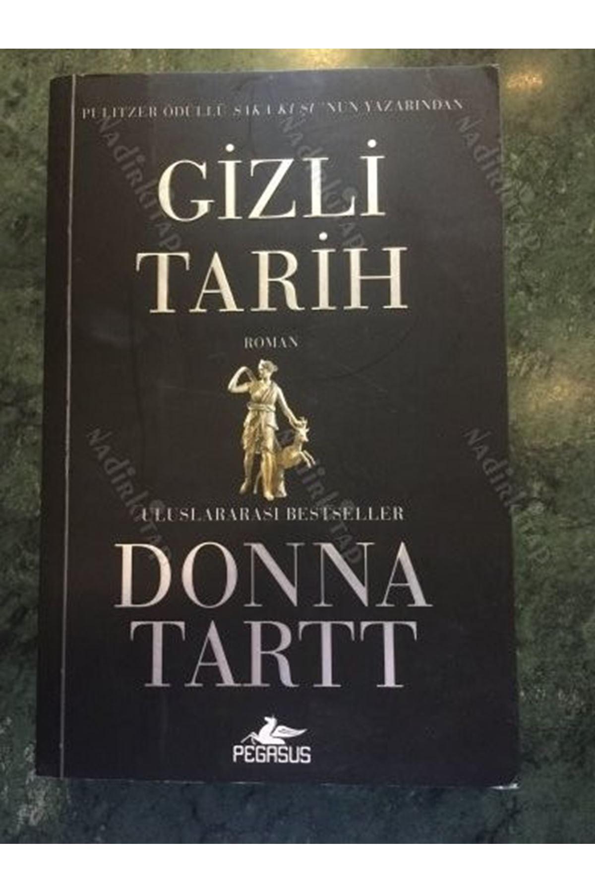DONNA TARTT - GİZLİ TARİH