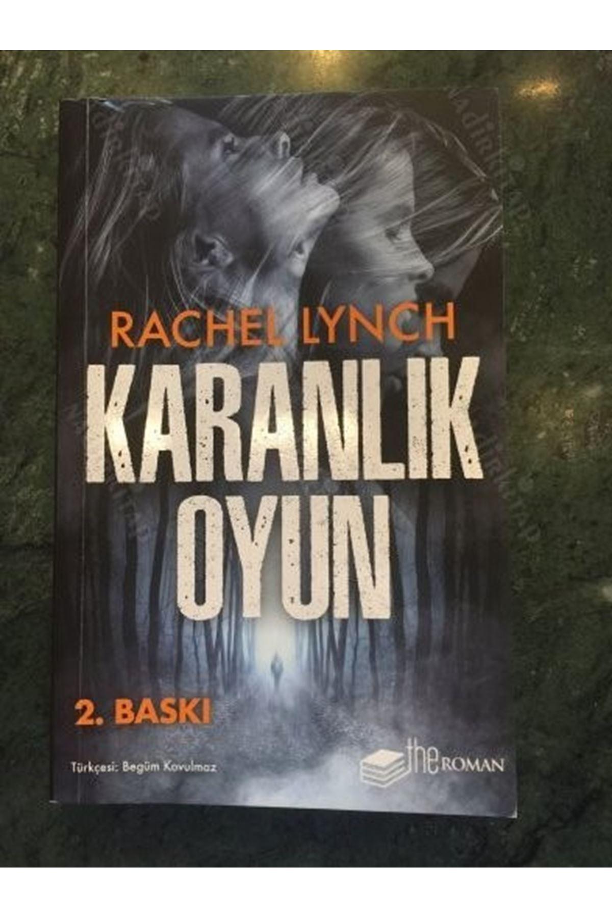 RACHEL LYNCH - KARANLIK OYUN