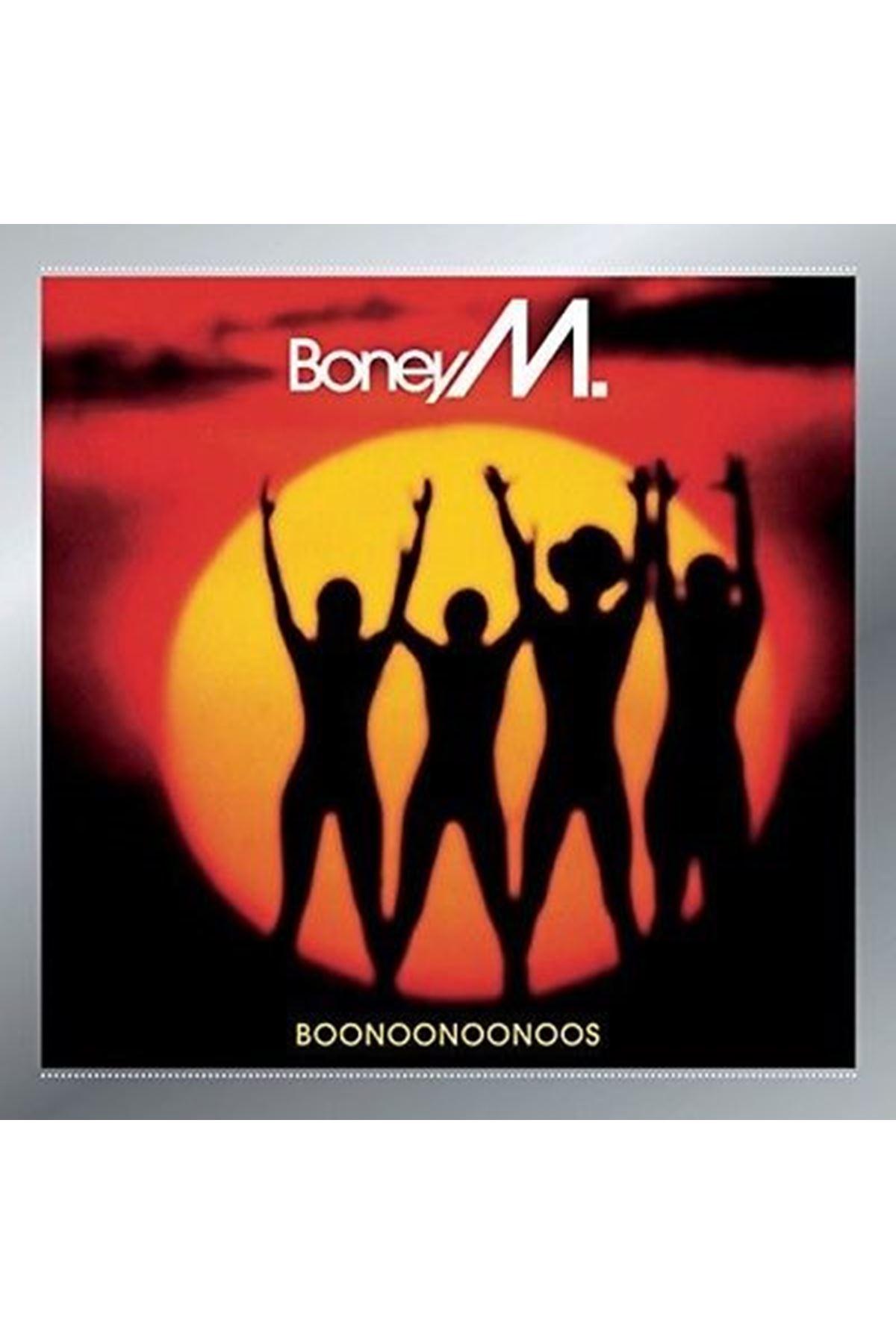 BoneyM. Boonoonoonoos - 33'lük LP