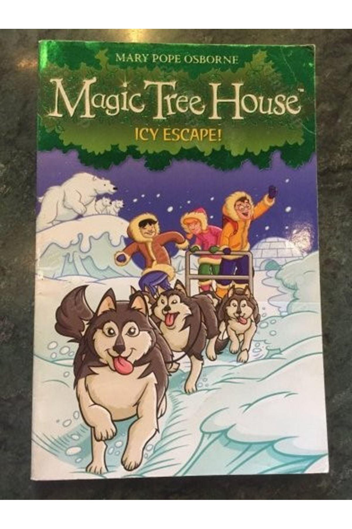 ICY ESCAPE - MAGIC TREE HOUSE