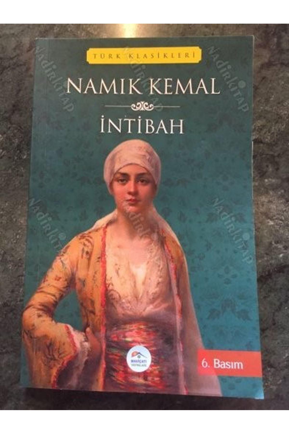 NAMIK KEMAL - İNTİBAH