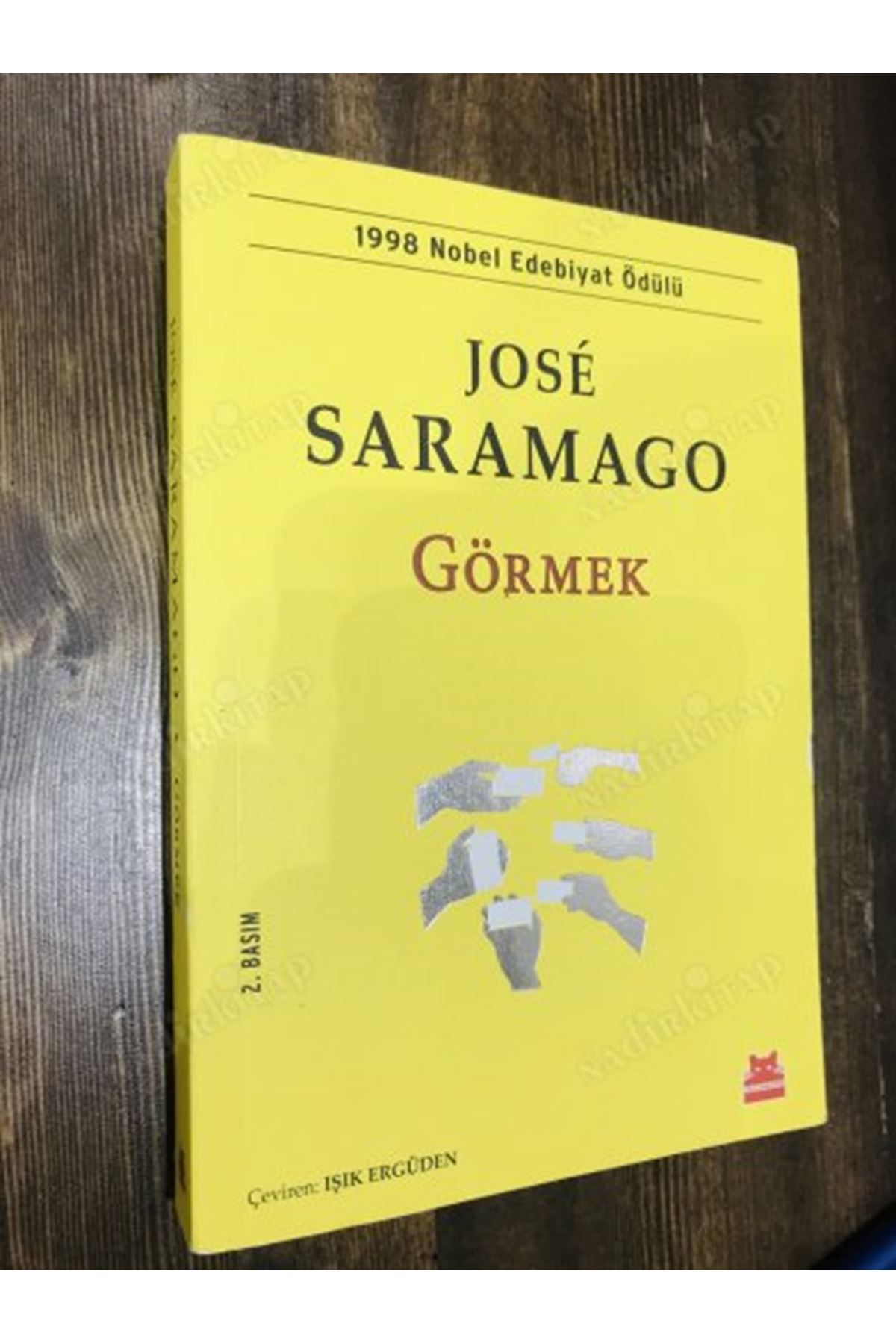 JOSE SARAMAGO - GÖRMEK
