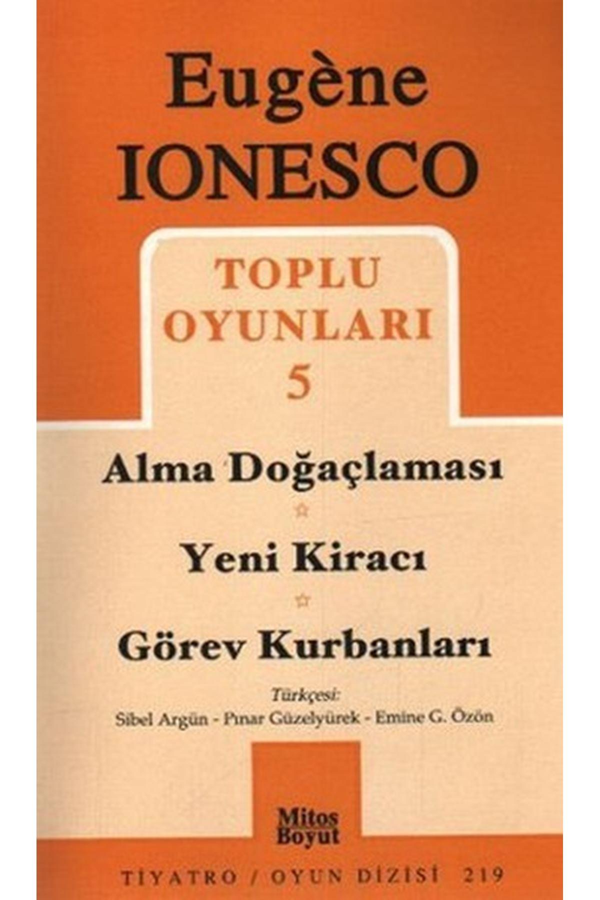 EUGENE IONESCO  - TOPLU OYUNLARI 5