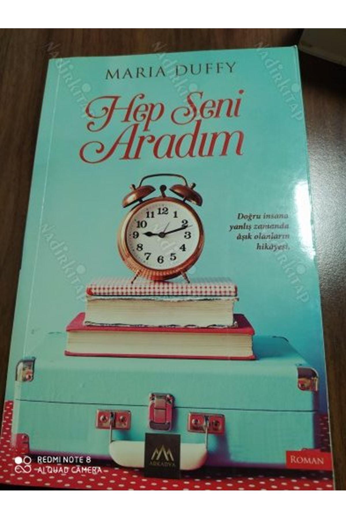 MARİA DUFFY - HEP SENİ ARADIM