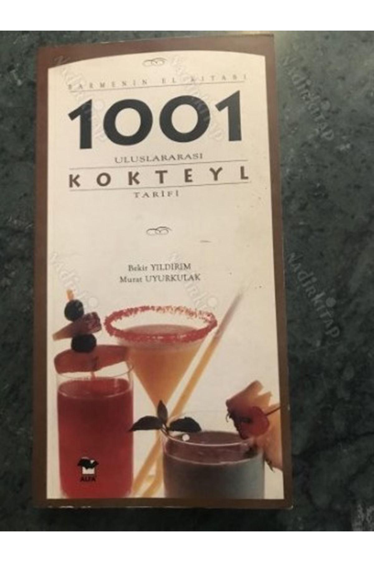 BEKİR YILDIRIM - 1001 ULUSLARARASI KOKTEYL