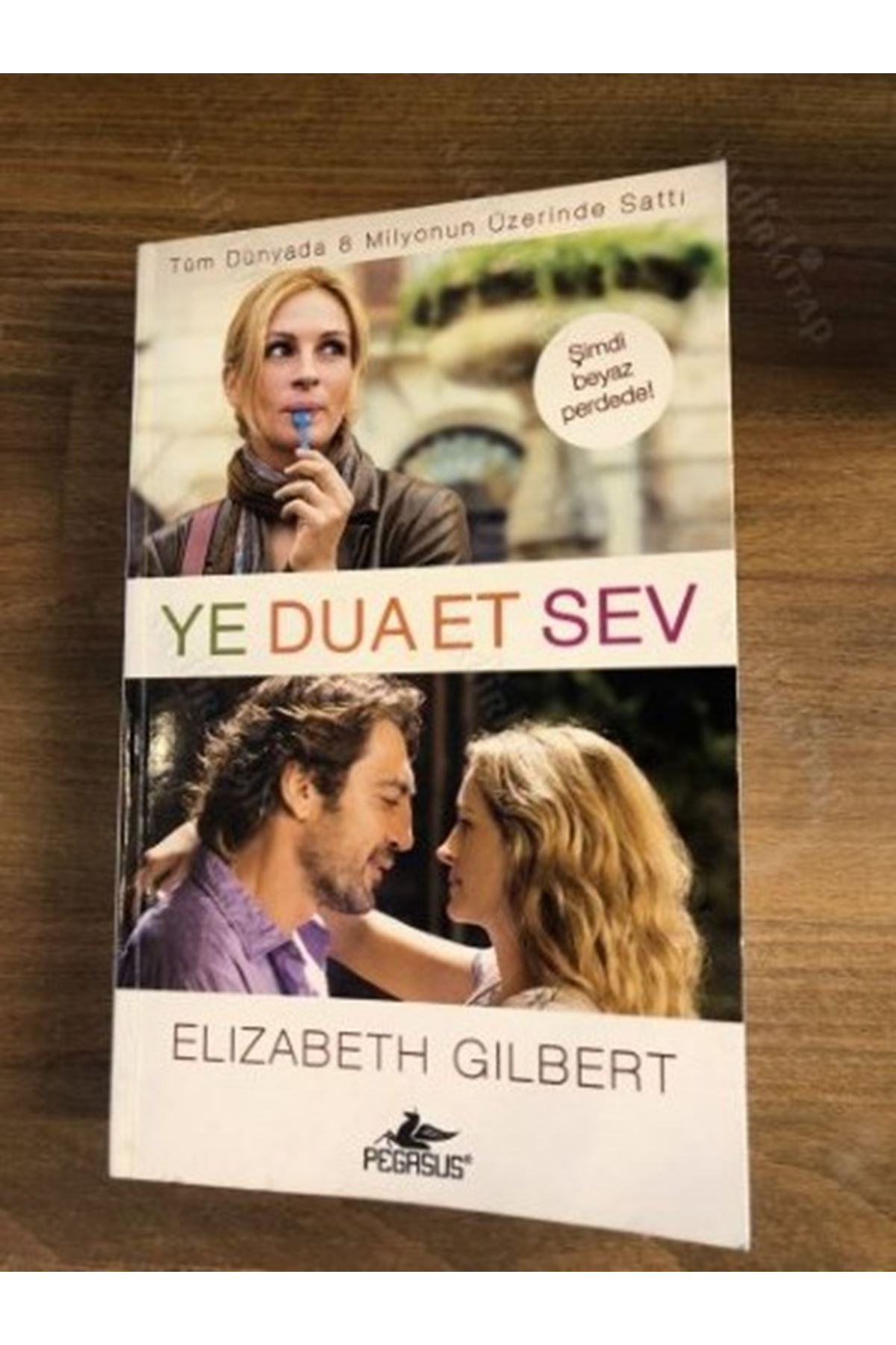 ELIZABETH GILBERT - YE DUA ET SEV