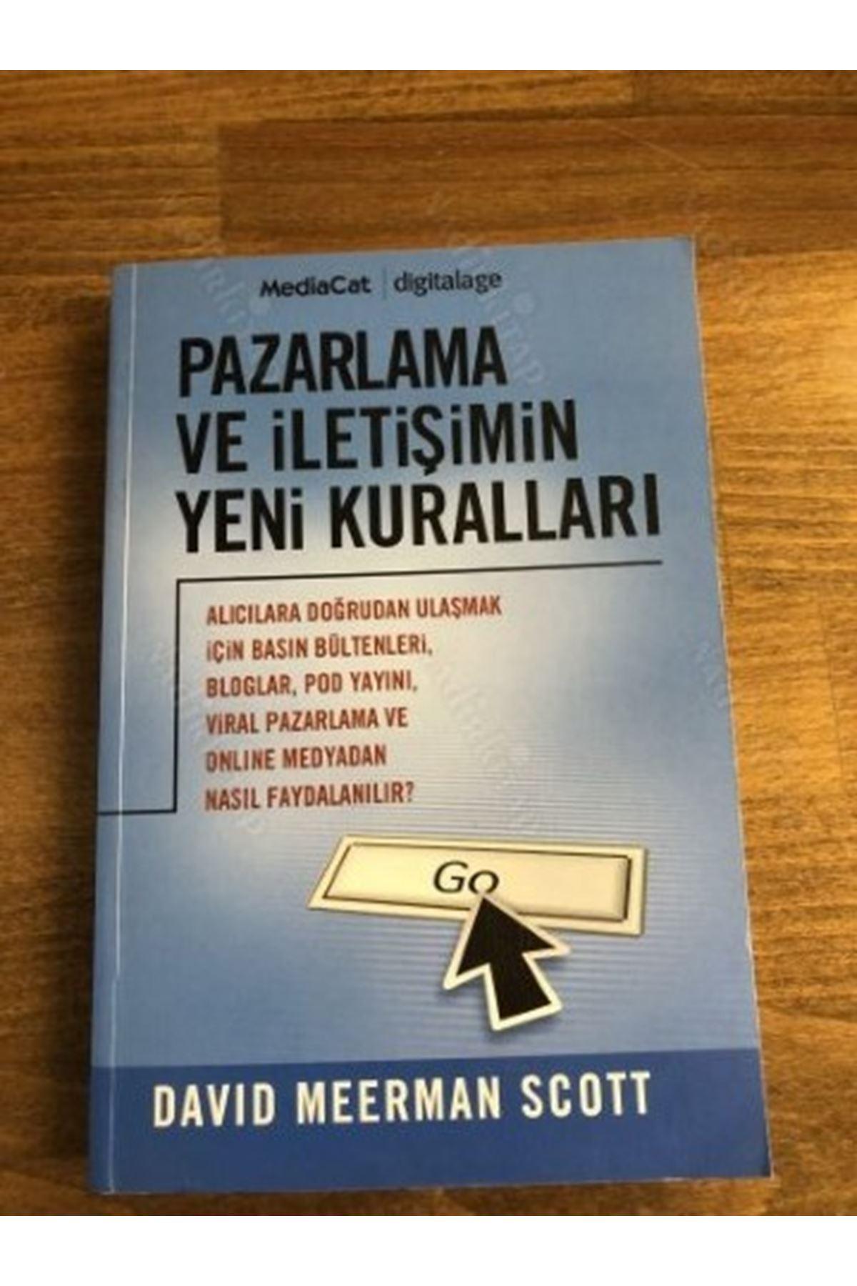 DAVID MEERMAN SCOTT - PAZARLAMA VE İLETİŞİMİN YENİ KURALLARI