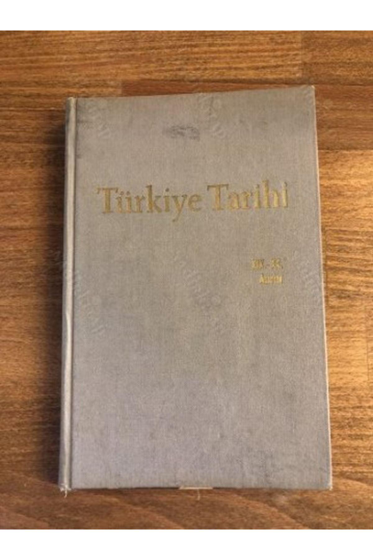 T.YILMAZ ÖZTUNA - BAŞLANGICINDAN ZAMANIMIZA KADAR TÜRKİYE TARİHİ 12.CİLT