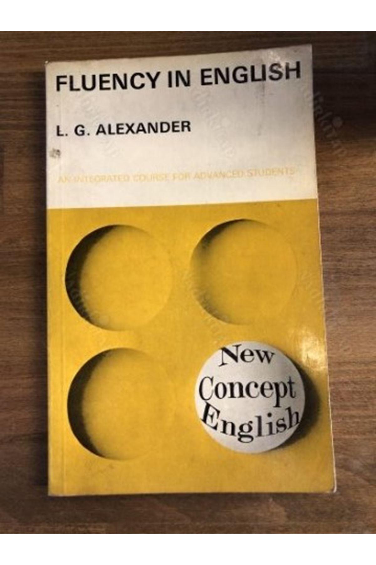 L.G.ALEXANDER - FLUENCY IN ENGLISH