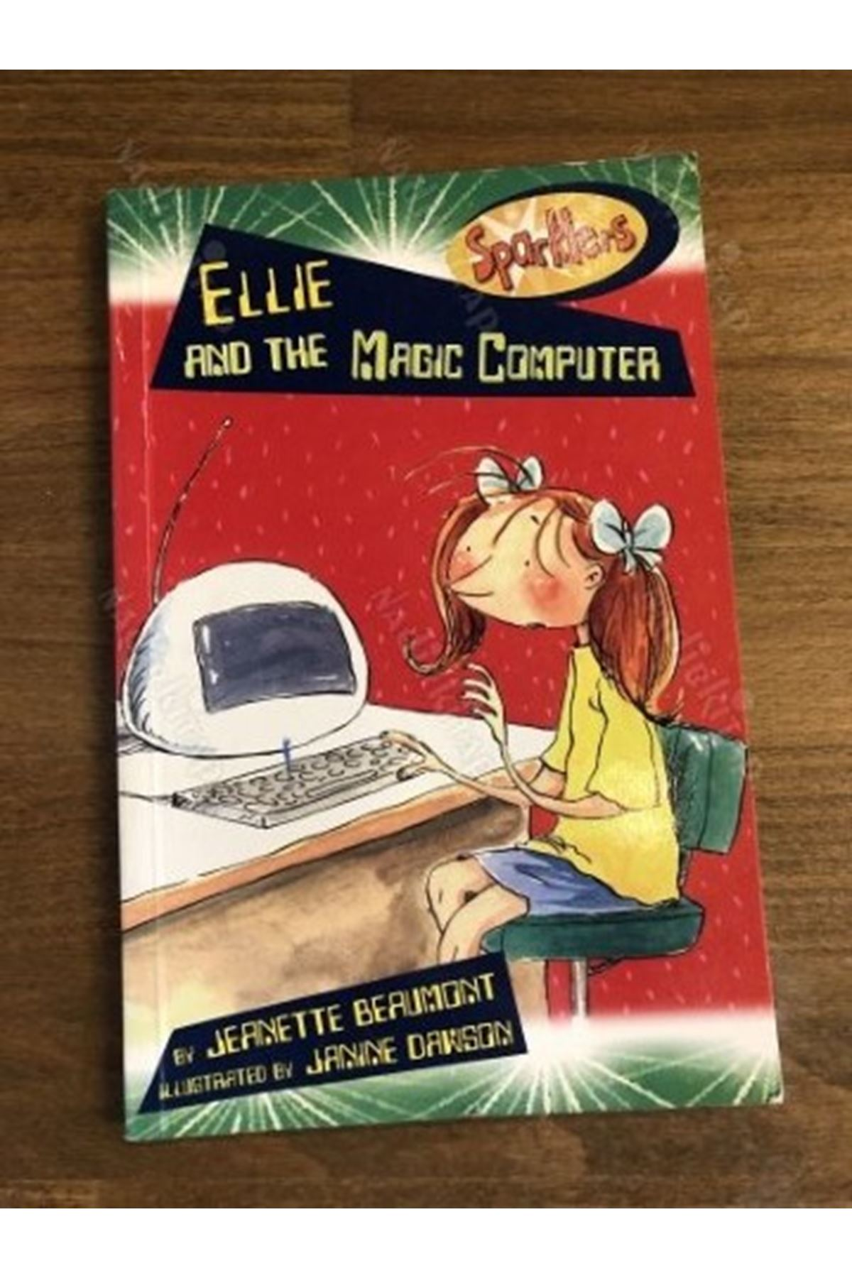 JEANETTE BEAUMONT - ELLİE AND THE MAGİC COMPUTER