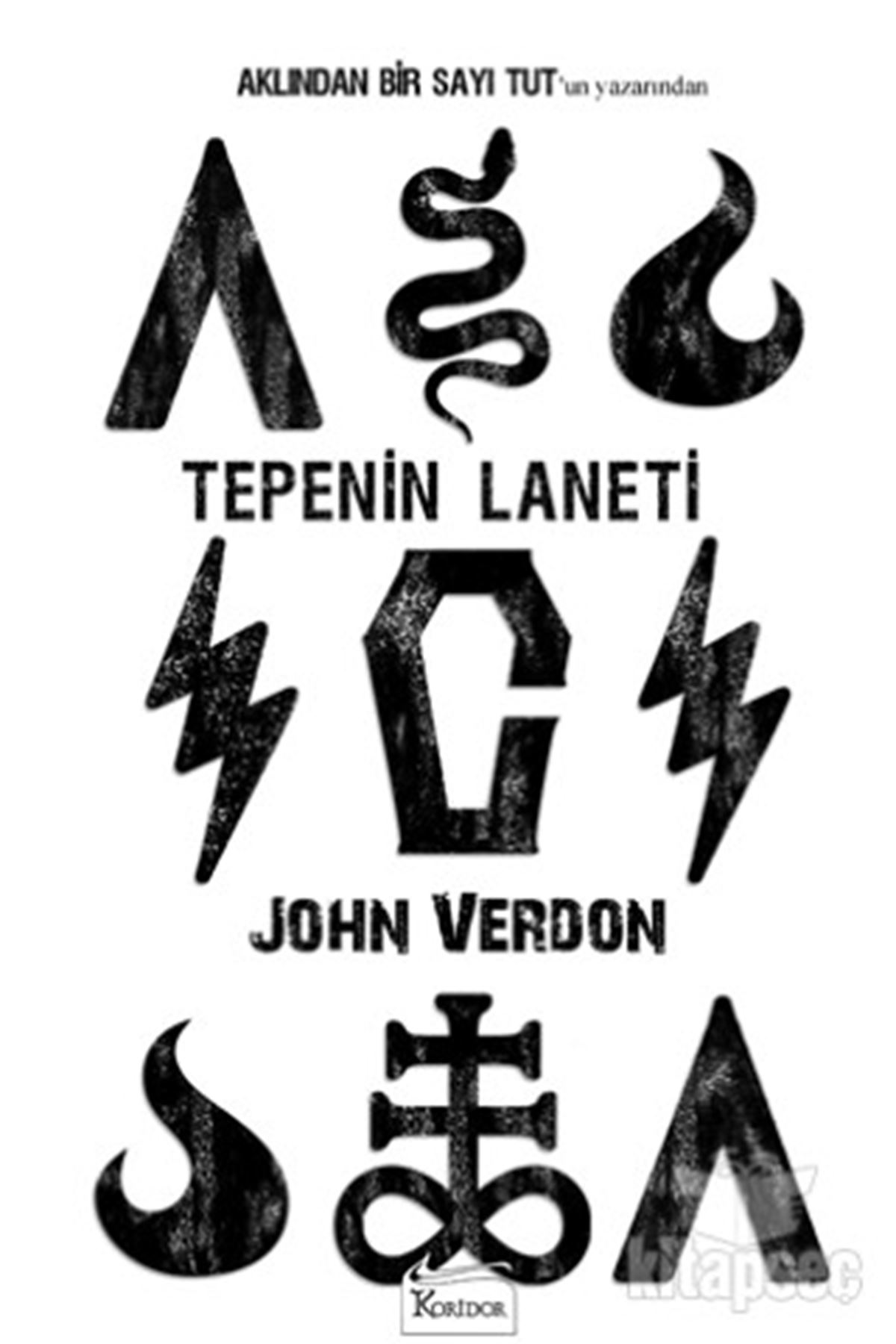 JOHN VERDON - TEPENİN LANETİ