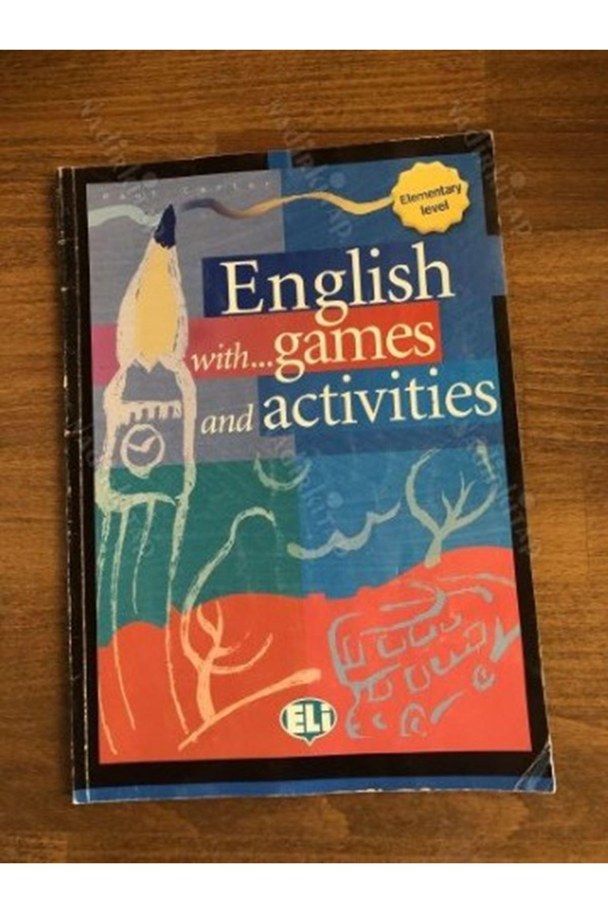 ENGLISH GAMES ACTIVITIES