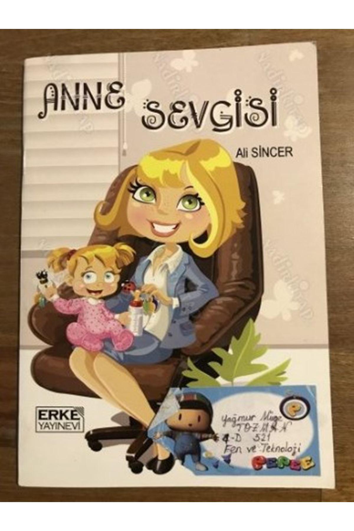 ALİ SİNCER - ANNE SEVGİSİ