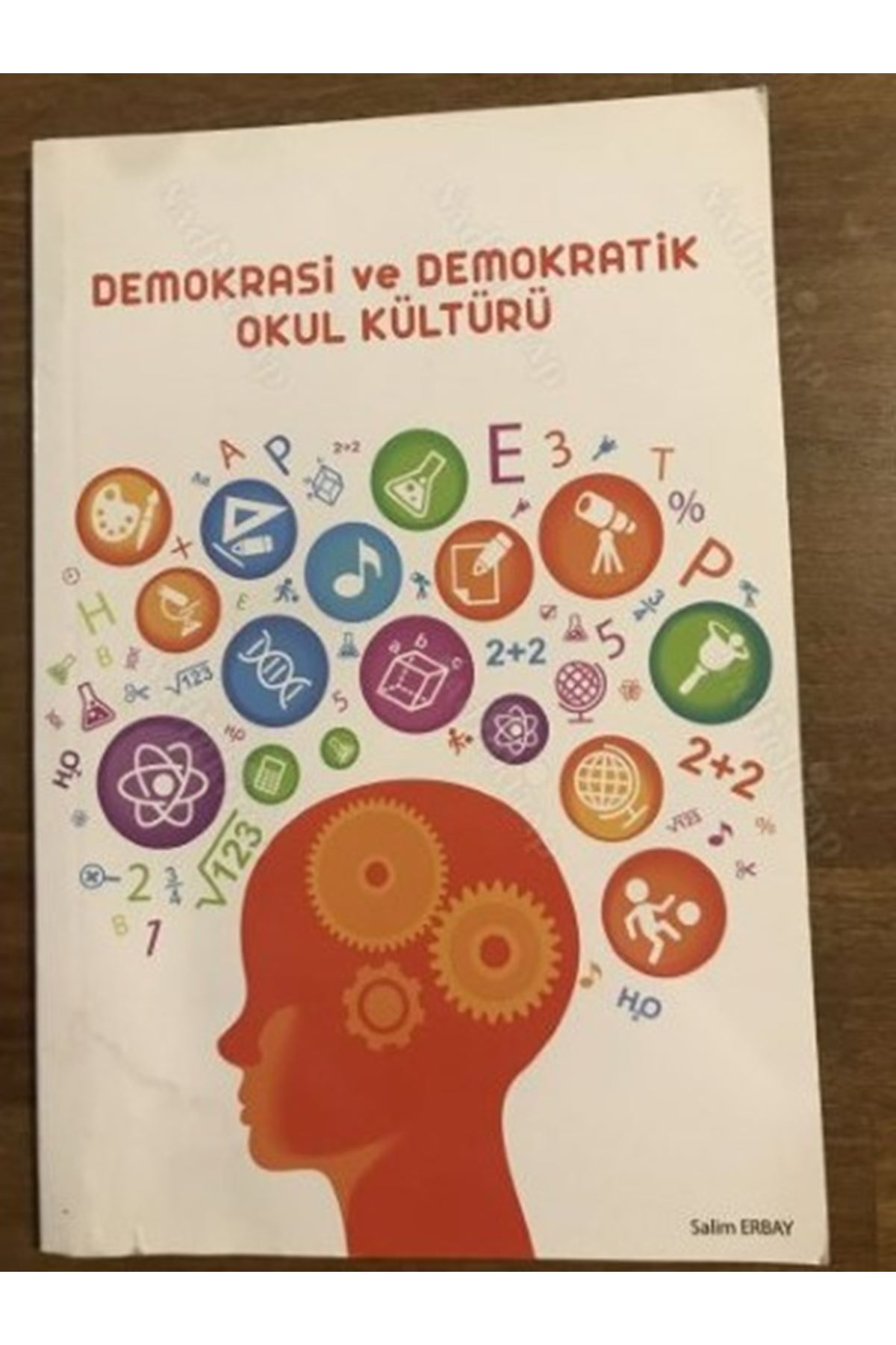 SALİM ERBAY - DEMOKRASİ VE DEMOKRATİK OKUL KÜLTÜRÜ