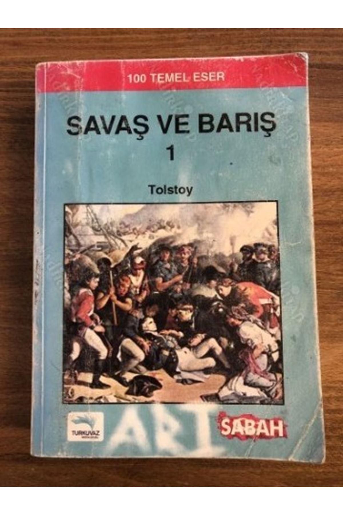 TOLSTOY - SAVAŞ VE BARIŞ 1