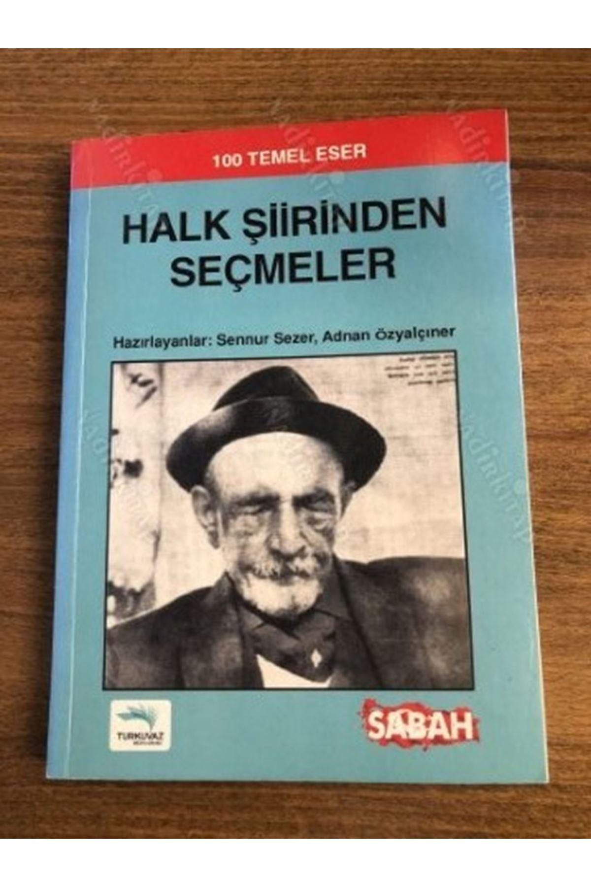 SENNUR SEZER - HALK ŞİİRİNDEN SEÇMELER