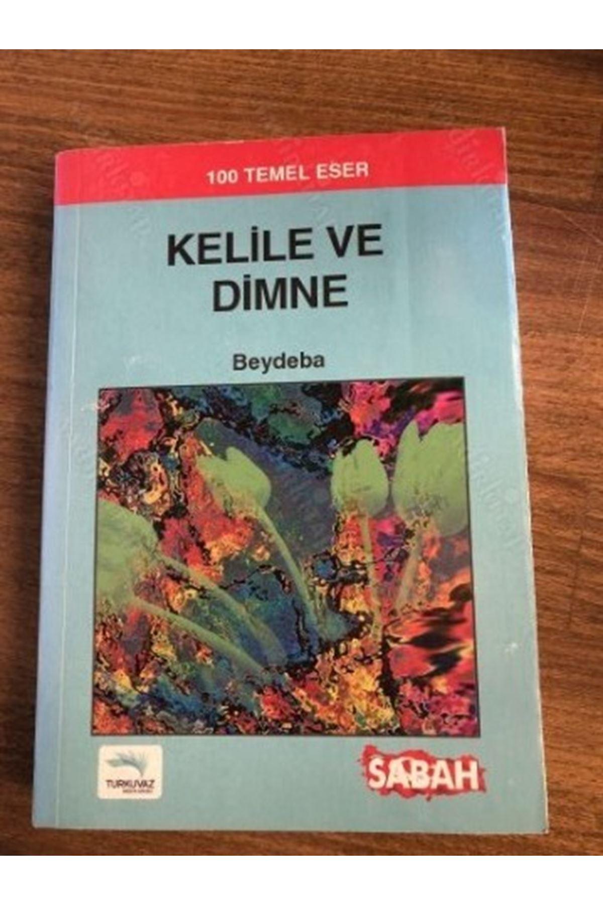 BEYDEBA - KELİLE VE DİMNE