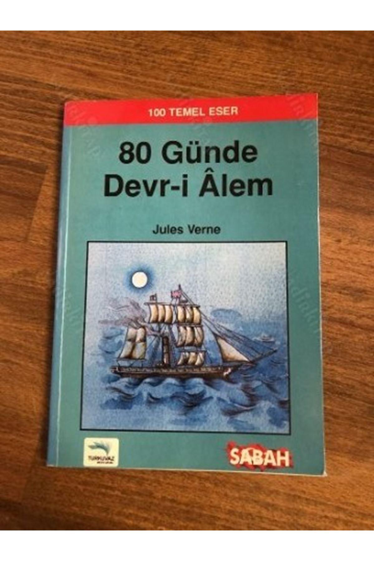 JULES VERNE - 80 GÜNDE DEVRİ ALEM