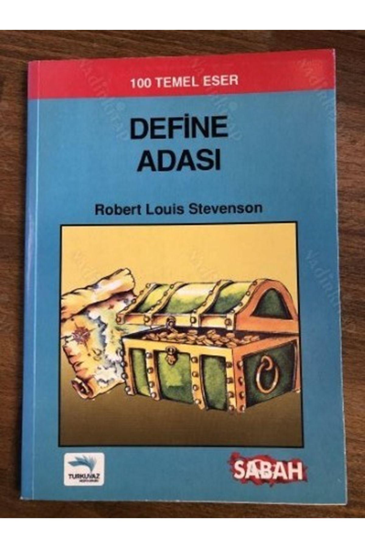 ROBERT LOUİS STEVENSON - DEFİNE ADASI