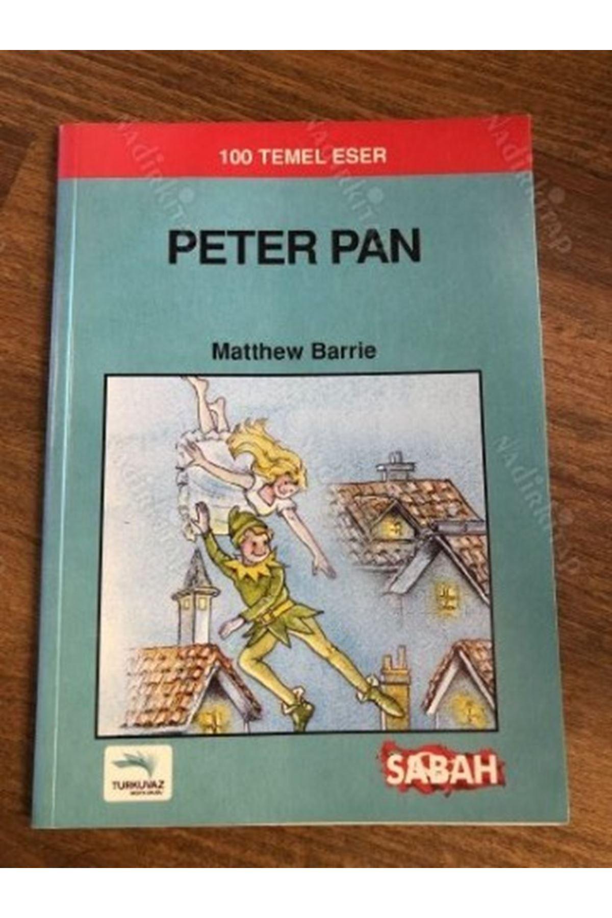 MATTHEW BARRİE - PETER PAN