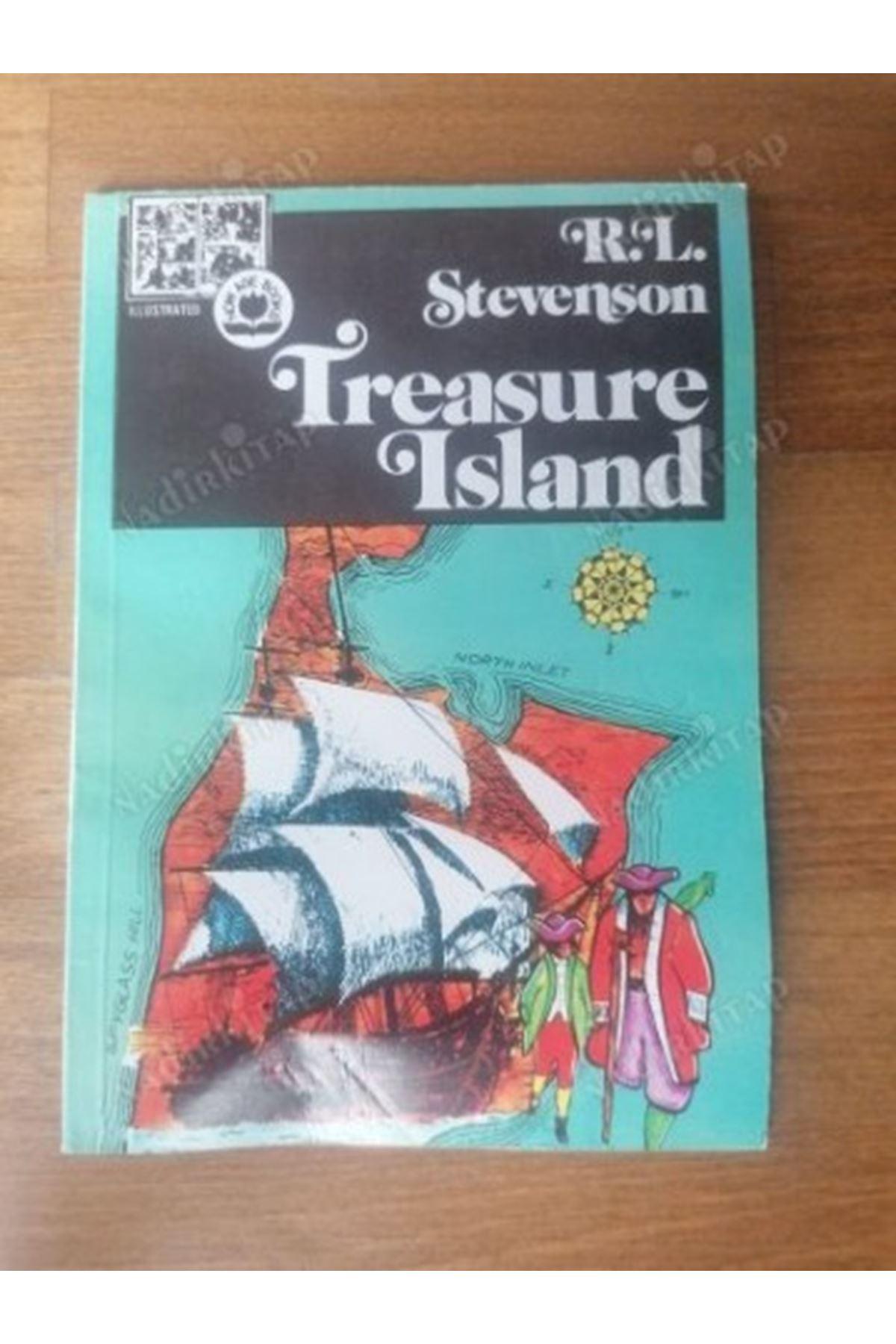 R.L. STEVENSON - TREASURE İSLAND