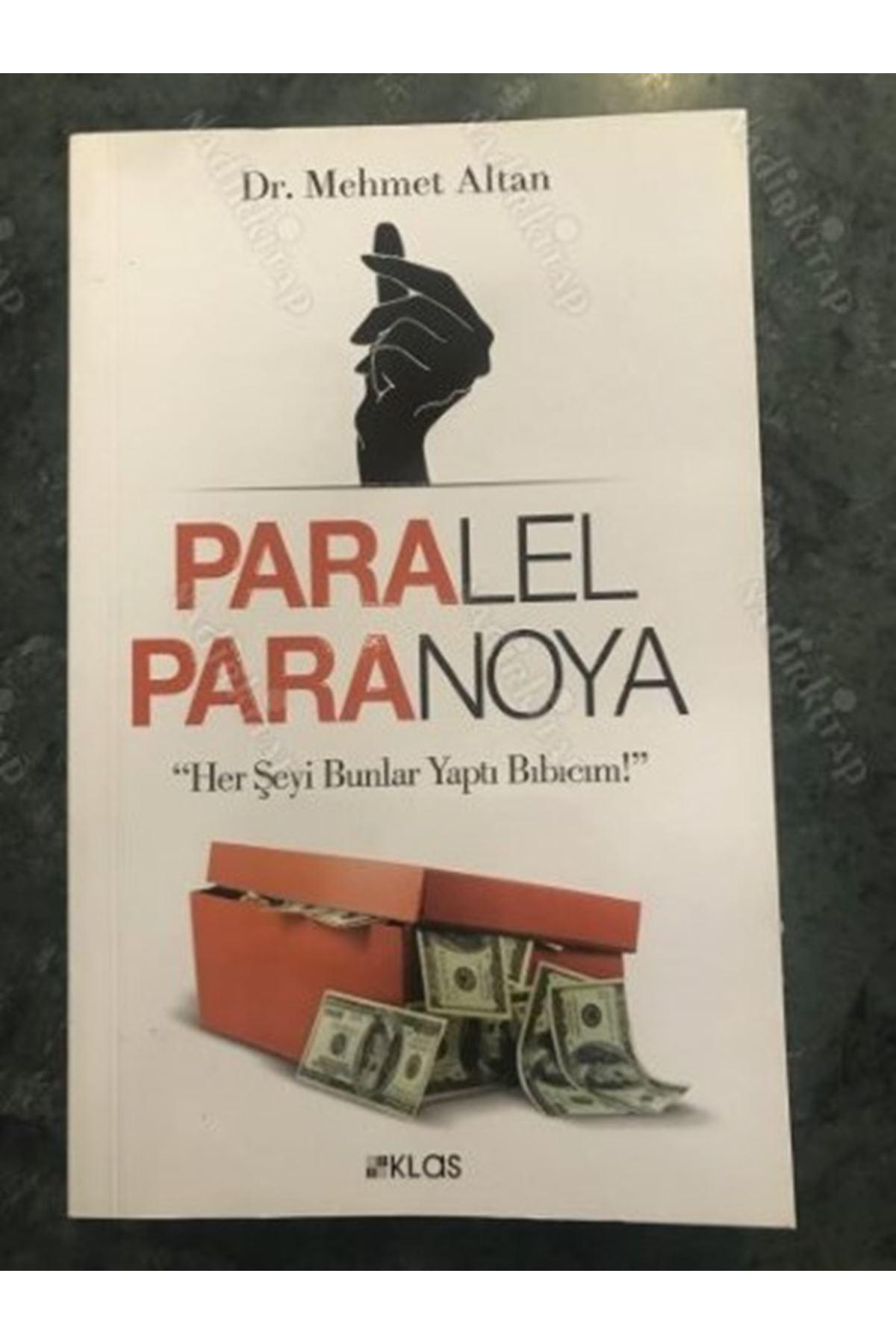 DR. MEHMET ALTAN - PARALEL PARANOYA
