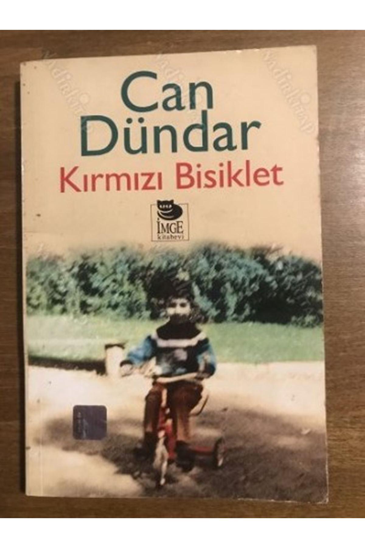 CAN DÜNDAR - KIRMIZI BİSİKLET