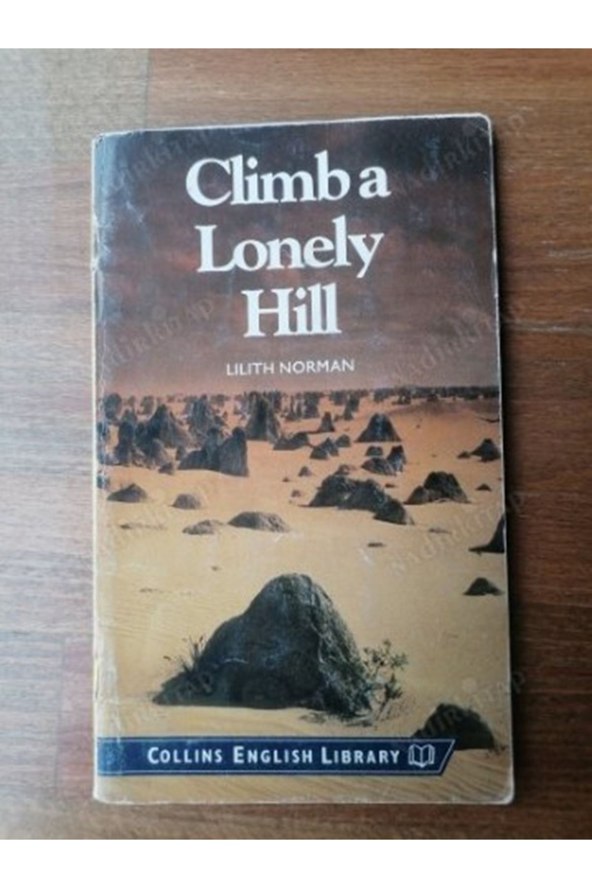 LİLİTH NORMAN - CLİMBA LONELY HİLL