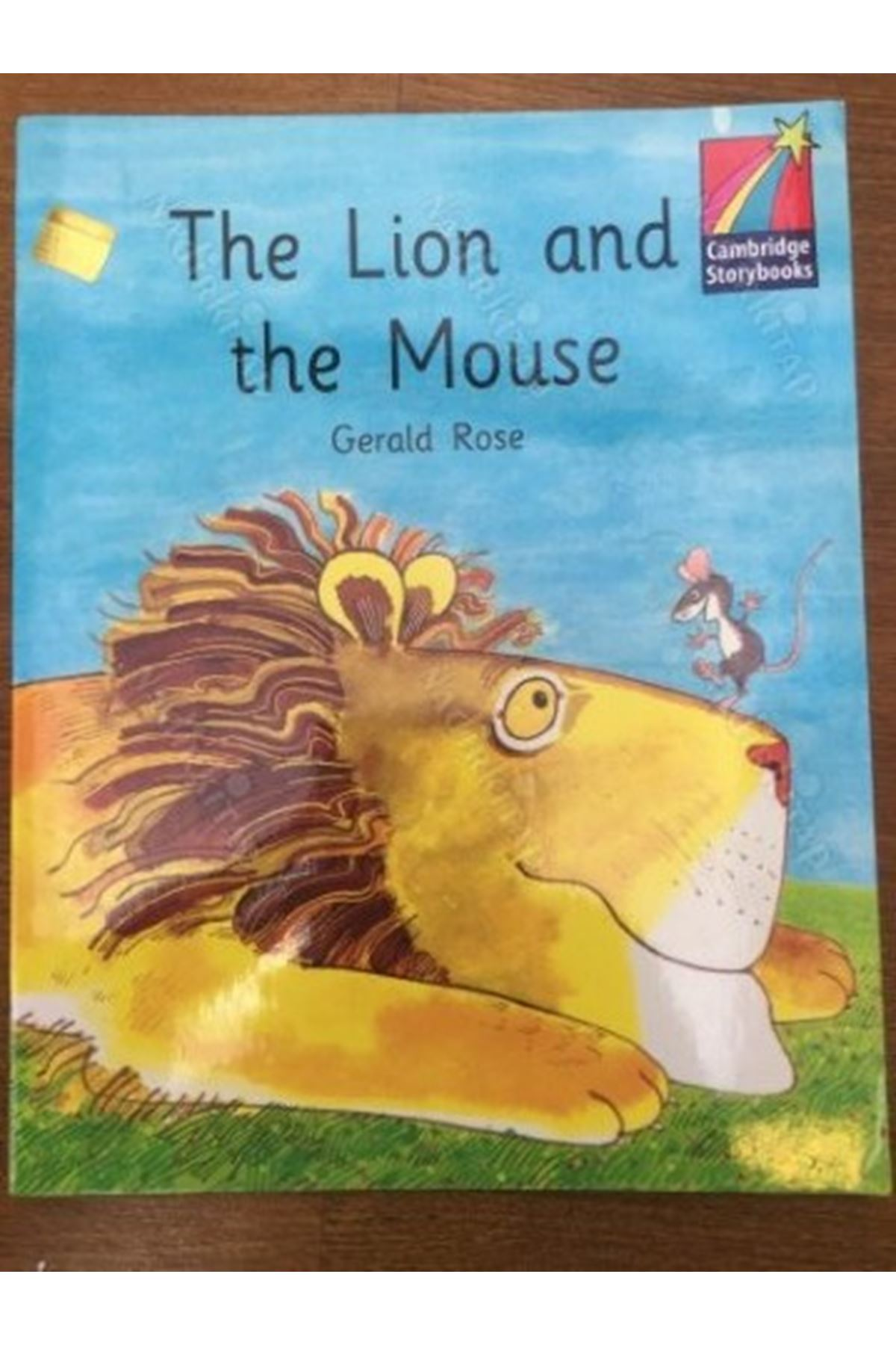 GERALD ROSE - THE LİON AND THE MOUSE