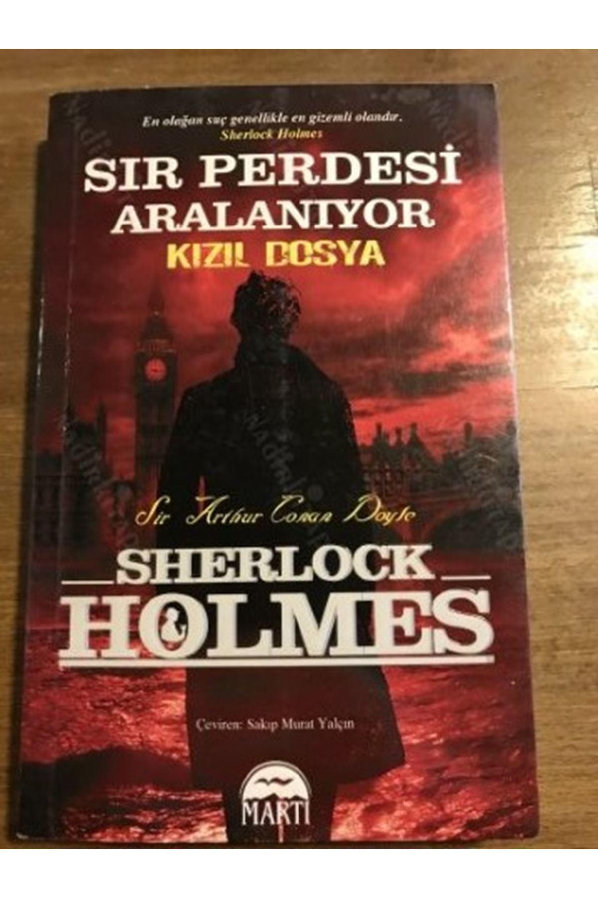 SHERLOCK HOLMES - SIR PERDESİ ARALANIYOR