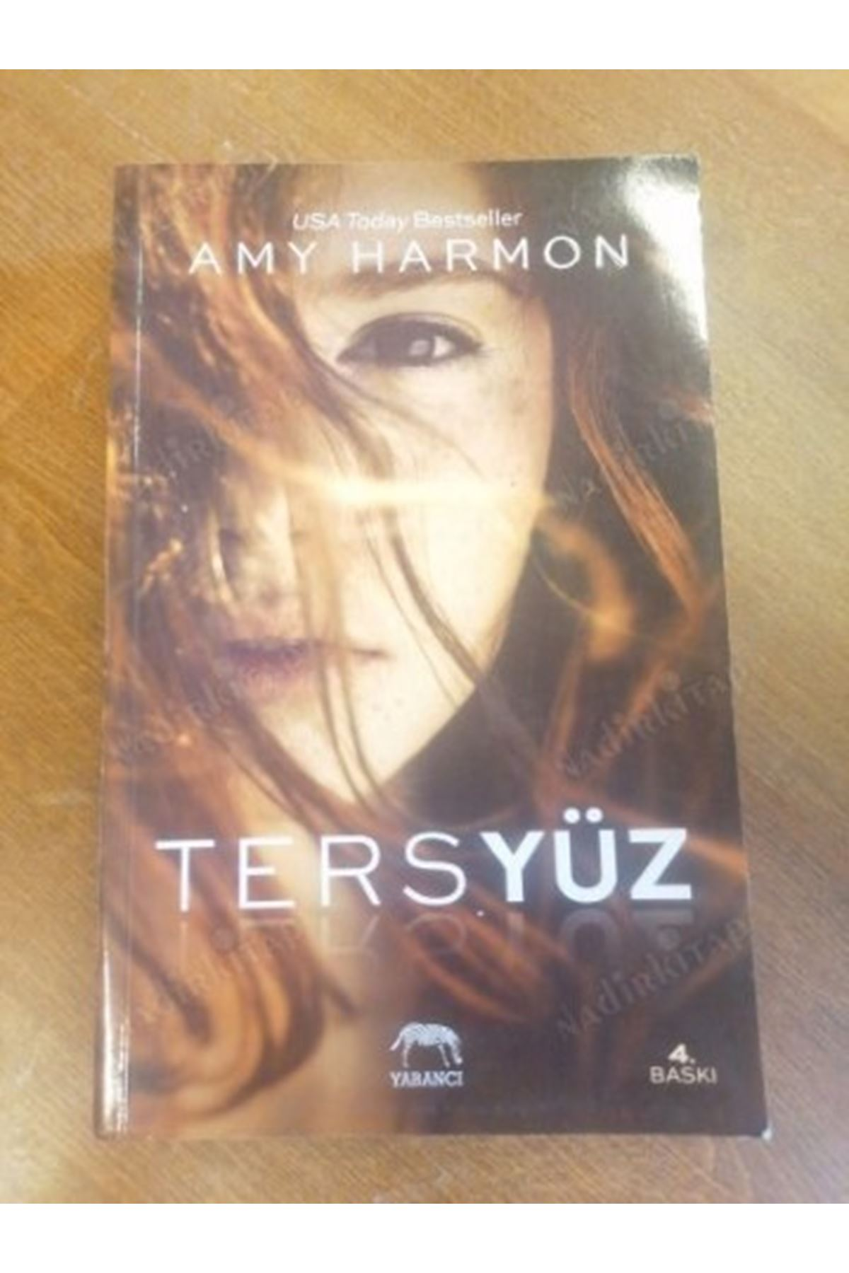 AMY HARMON - TERSYÜZ