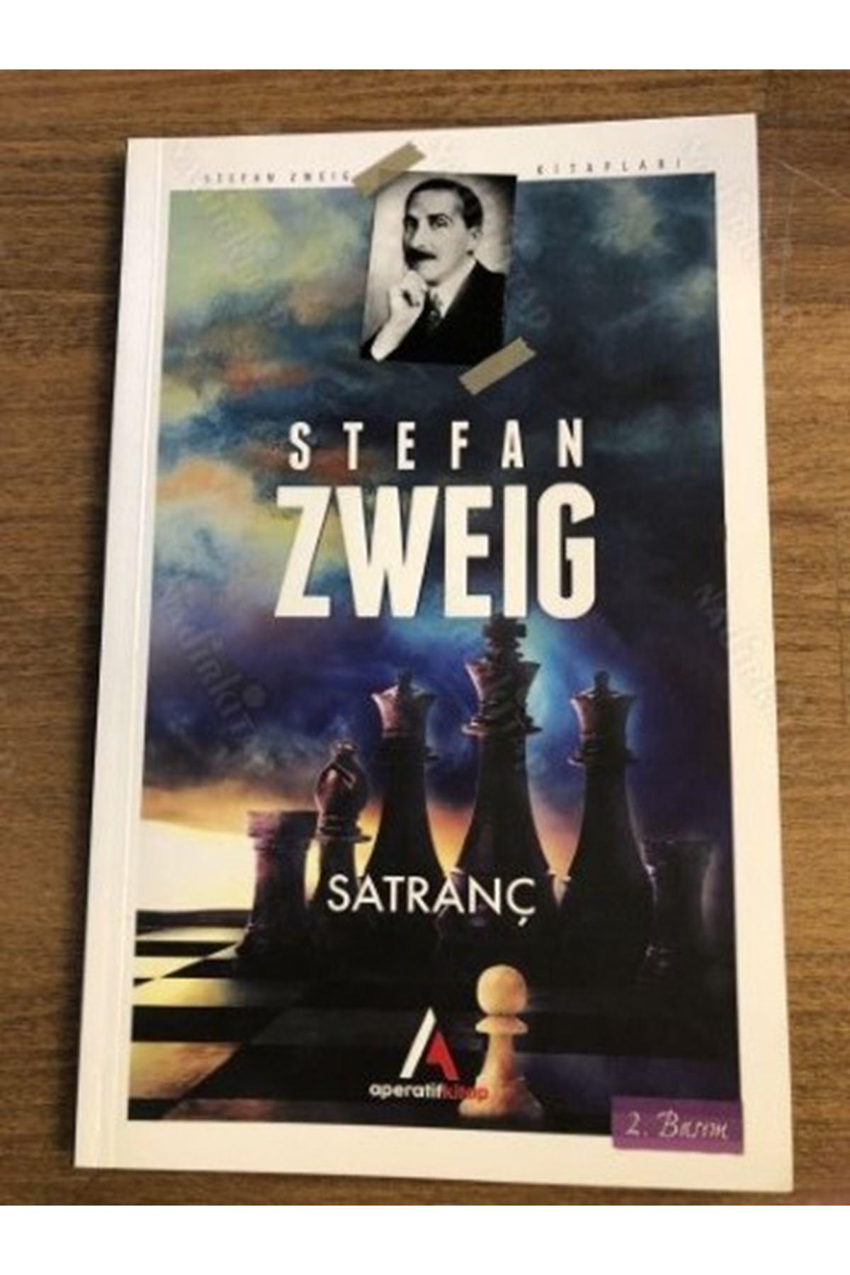 STEFAN ZWEİG - SATRANÇ