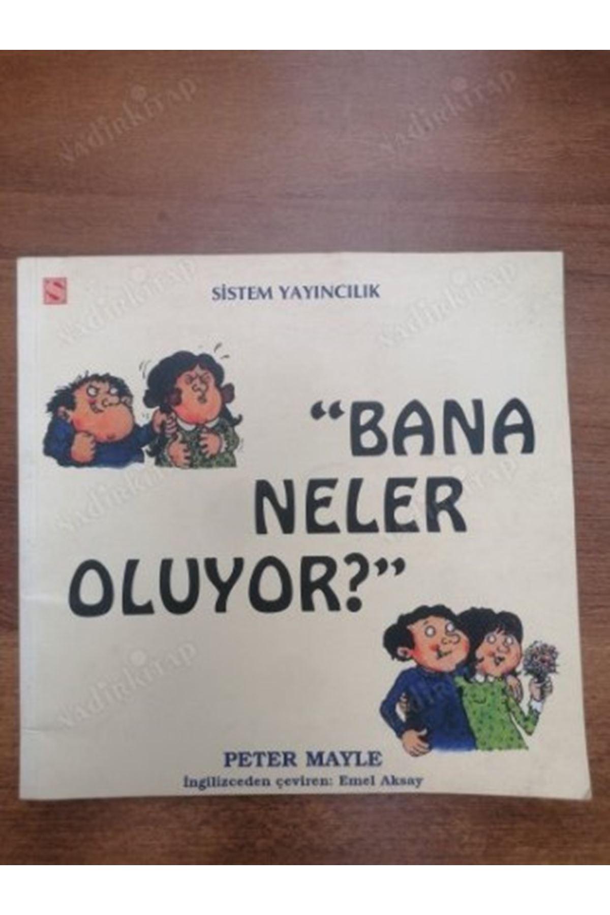 PETER MAYLE - BANA NELER OLUYOR