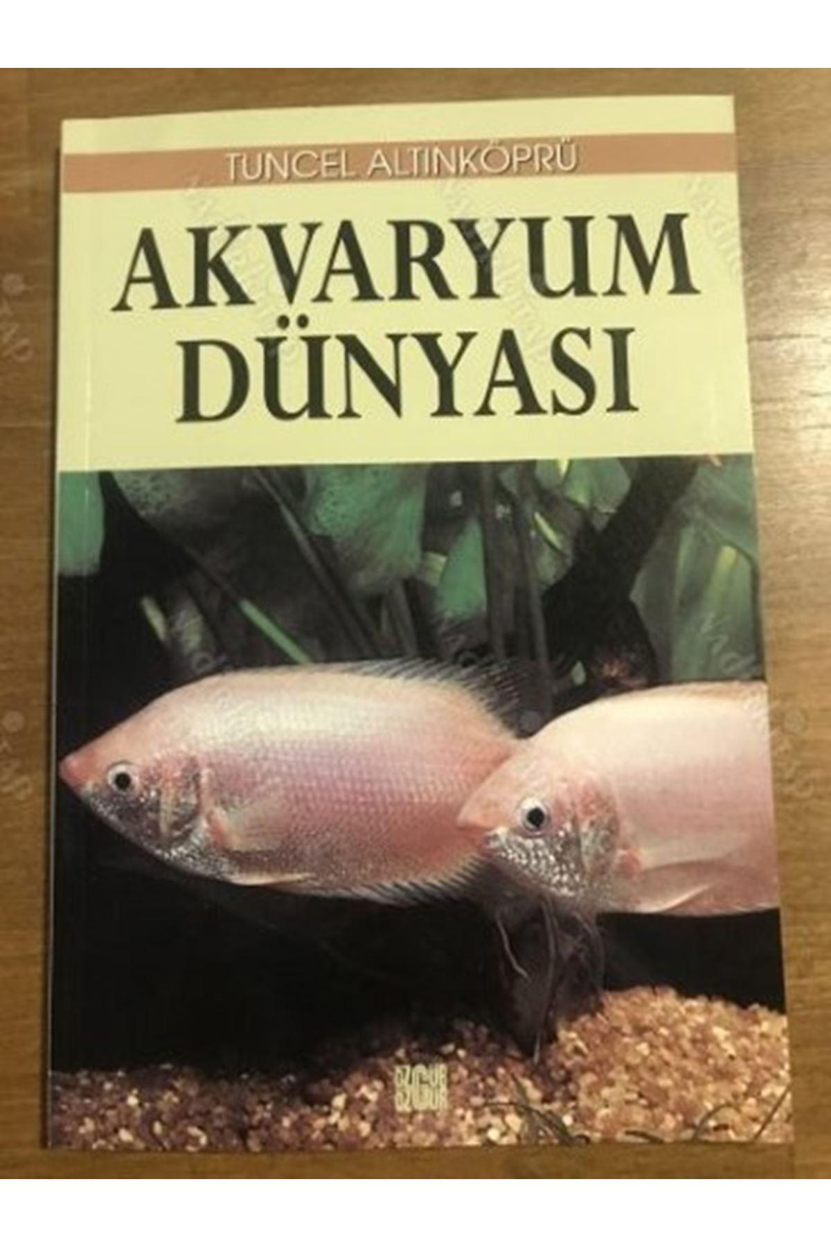TUNCEL ALTINKÖPRÜ - AKVARYUM DÜNYASI