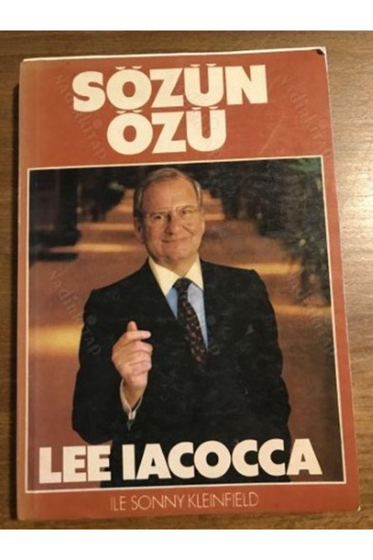 LEE IACOCCA - SÖZÜN ÖZÜ