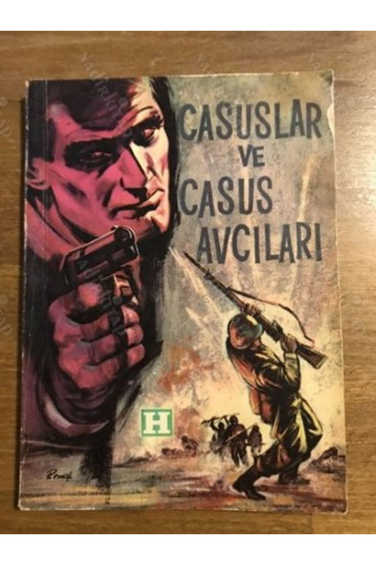 HENRY JORDAN - CASUSLAR VE CASUS AVCILARI